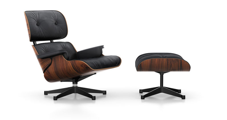 Luxembourg Lounge Stoel.Vitra Lounge Chair