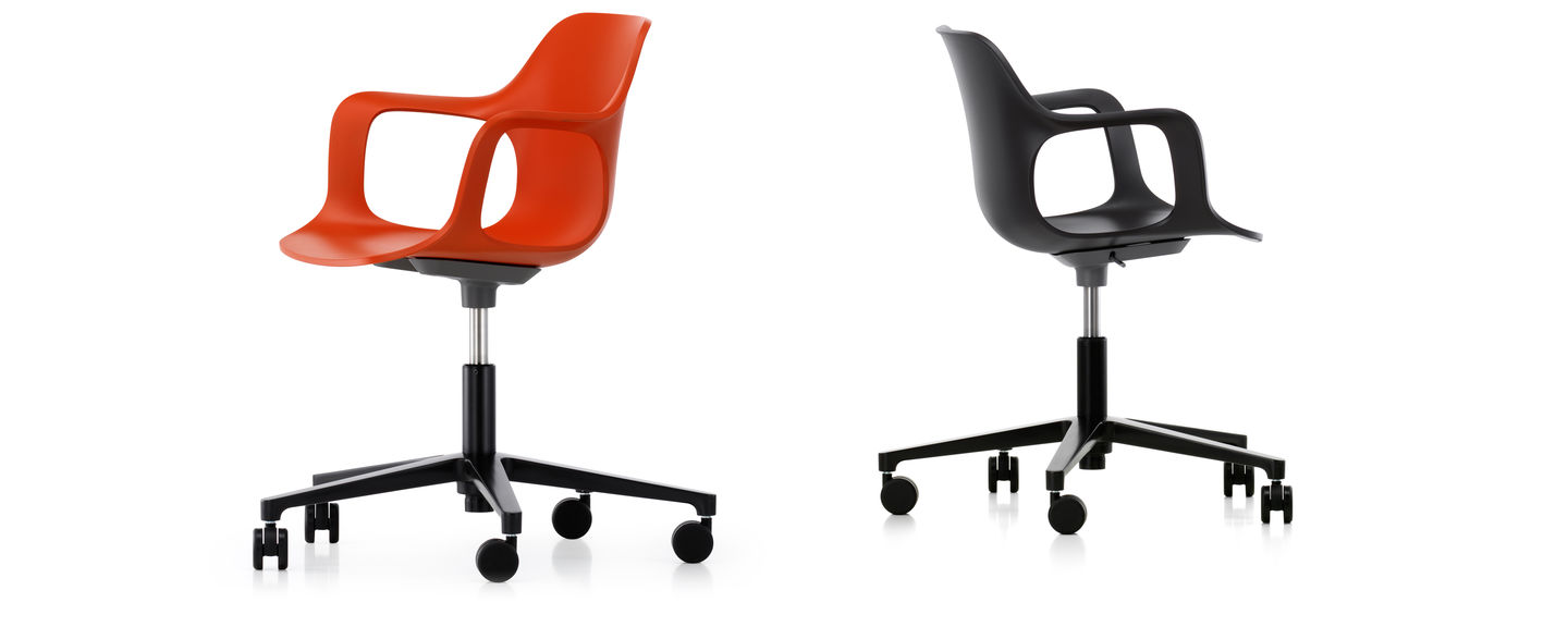 HAL Studio Armchair big-orange black_web_sub_hero