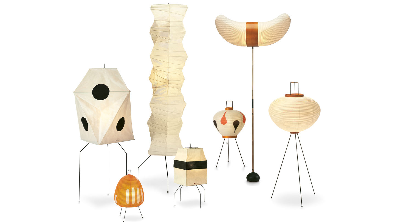 Vitra Akari Light Sculptures
