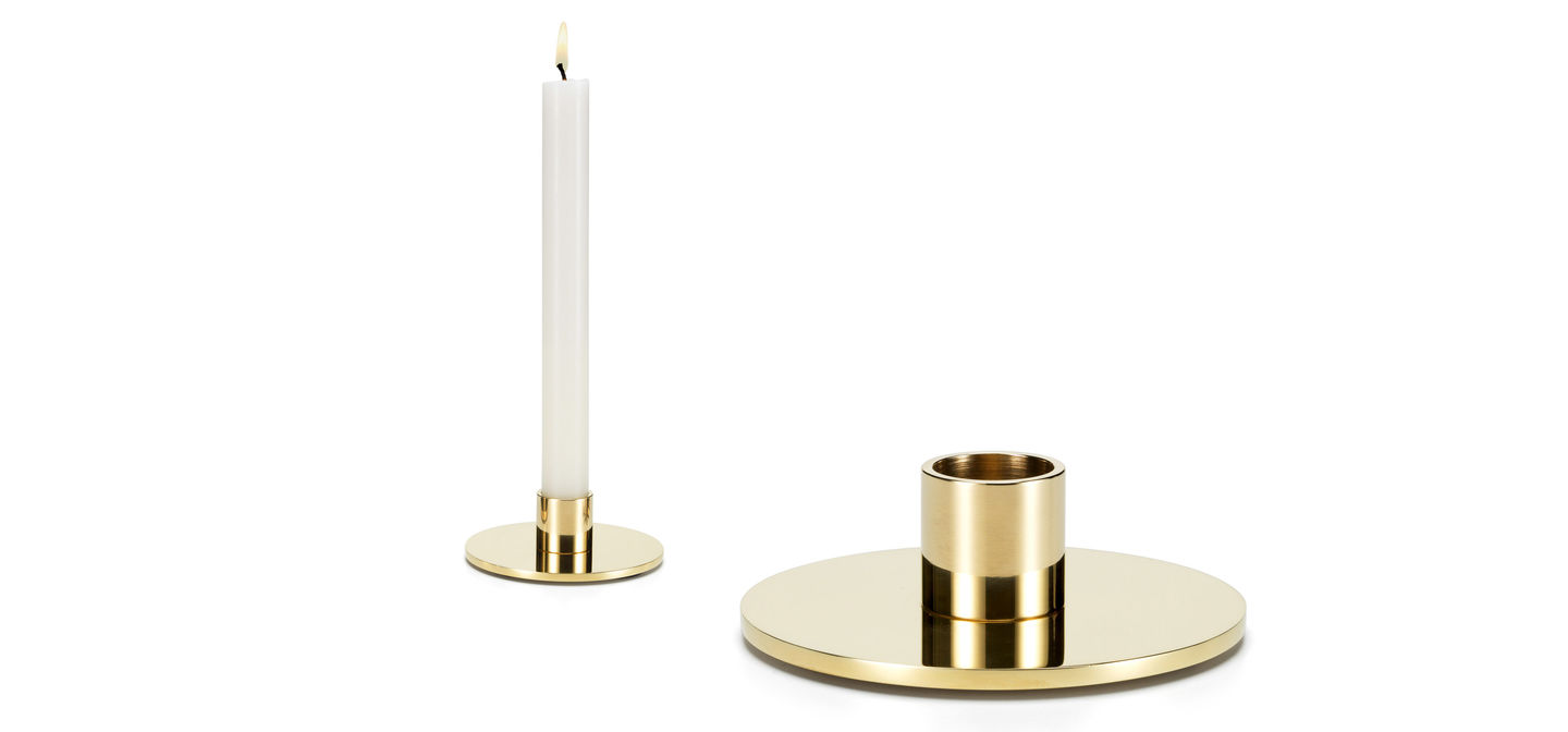 Brass Candleholder Circle low_web_sub_hero