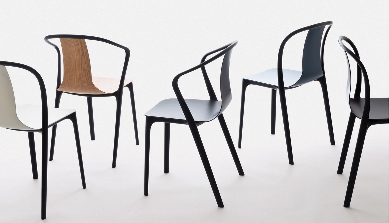 Ronan & Erwan Bouroullec vitra | belleville chair