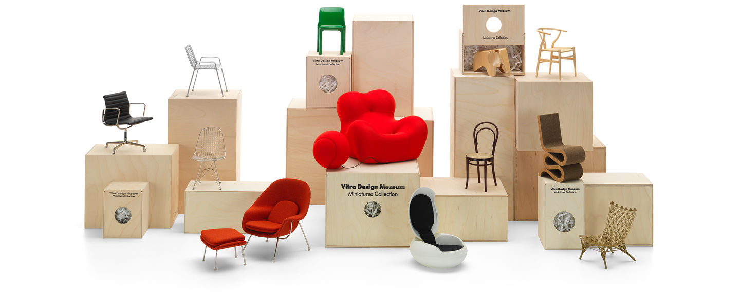 Vitra | Miniatures Collection