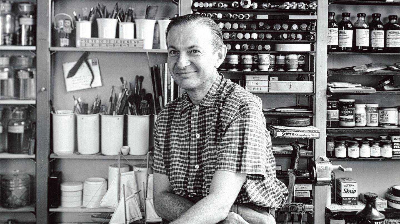 Image: Charles Eames, © Eames Office, LLC