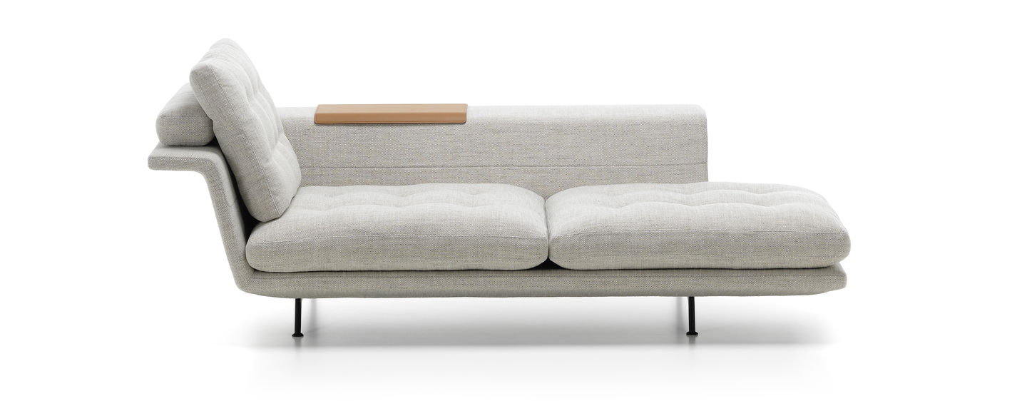 Vitra Grand Sofa Chaise Longue