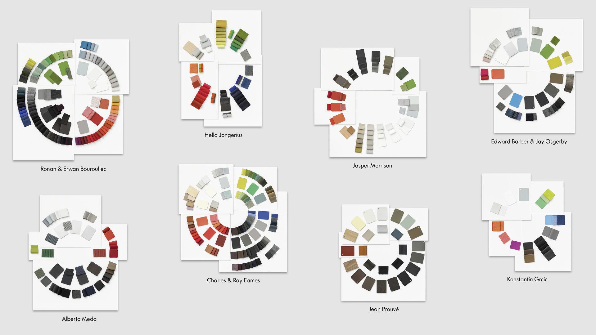 colour wheel overview