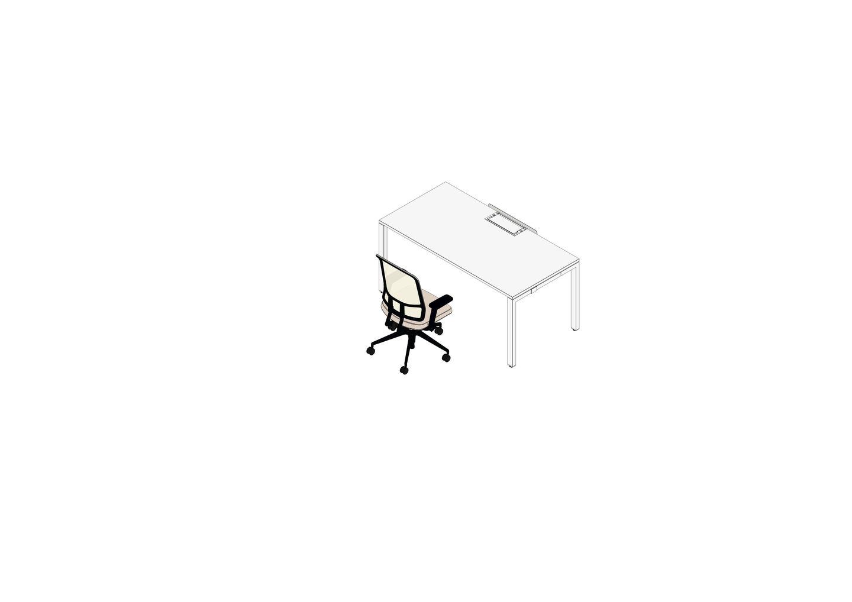 01 - WorKit 160 x 80, AM Chair-3D