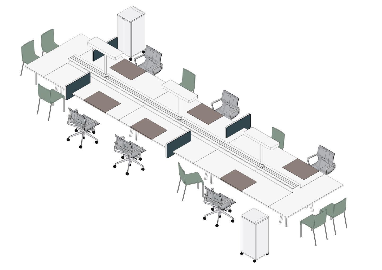 Workstation Team 09-3D