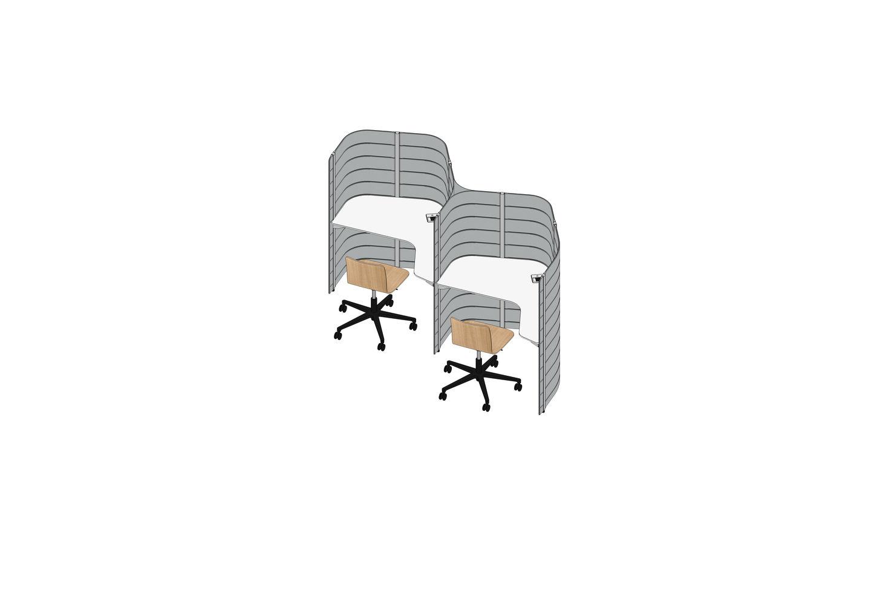 10 - Workbays Focus 1 medium 12_10, Cluster Side, 2x HAL Ply Studio-3D