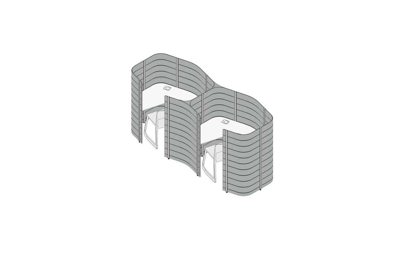 Workbays Focus 1 medium 15_10, Cluster Side, Tip Ton