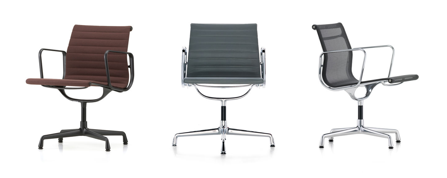 Aluminium Chair EA 105 - EA 106 EA 107 - EA 108 with black version_web_sub_hero