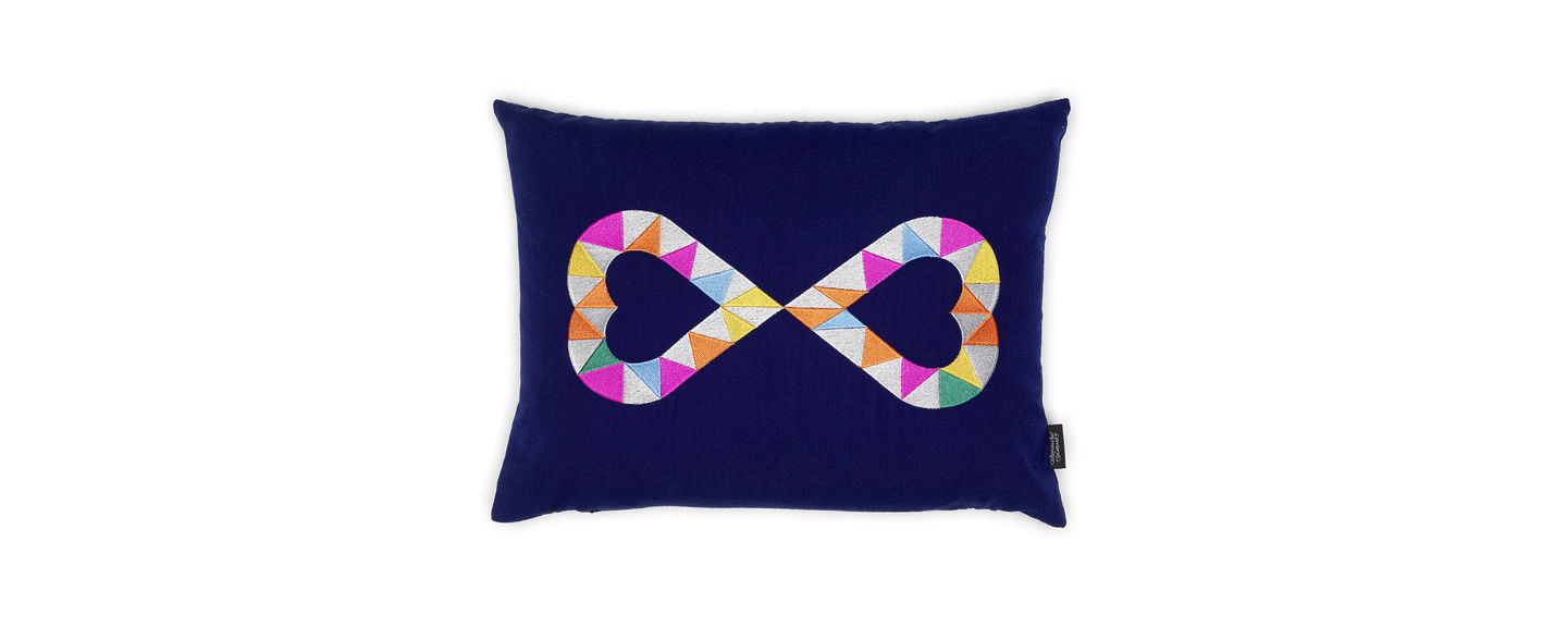 Embroidered Pillow, Double Heart 2, blue_web_sub_hero