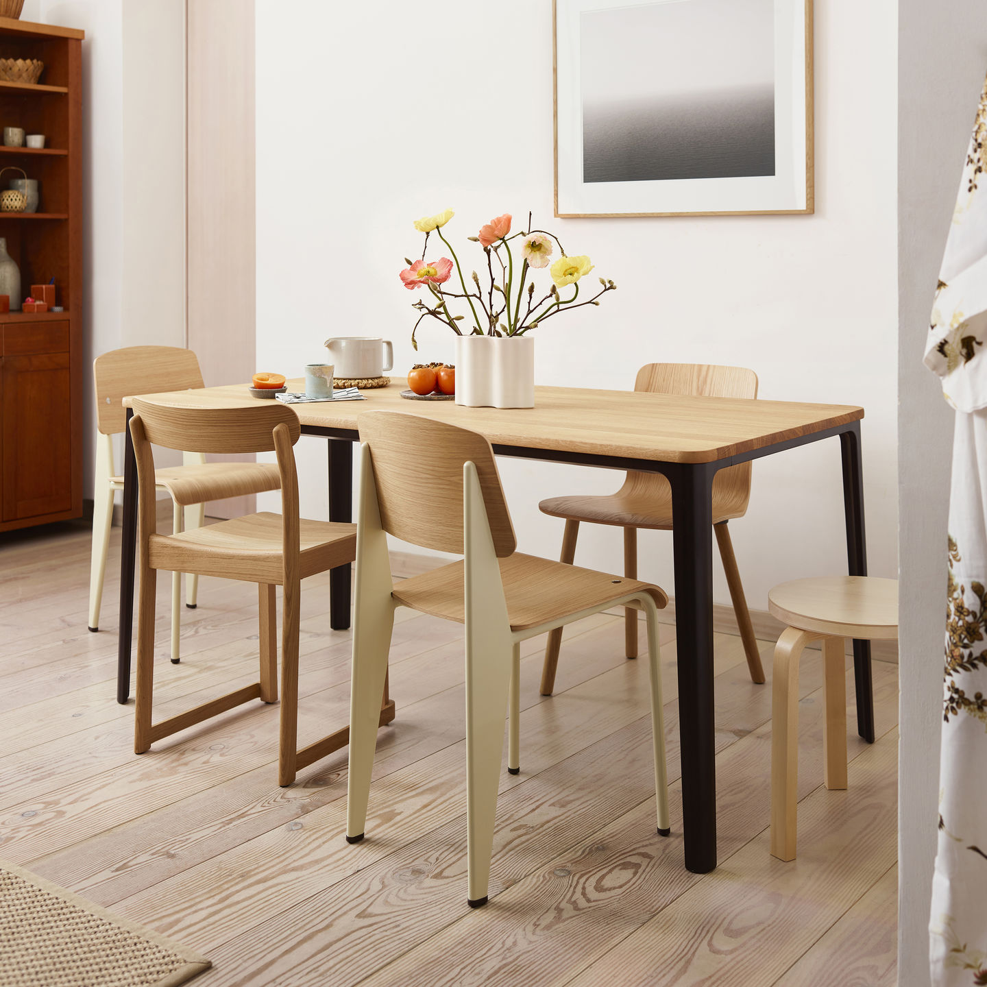 Vitra Plate Dining Table