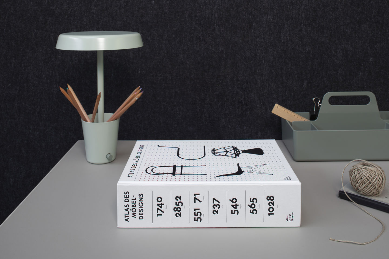 vitra | the atlas of furniture design