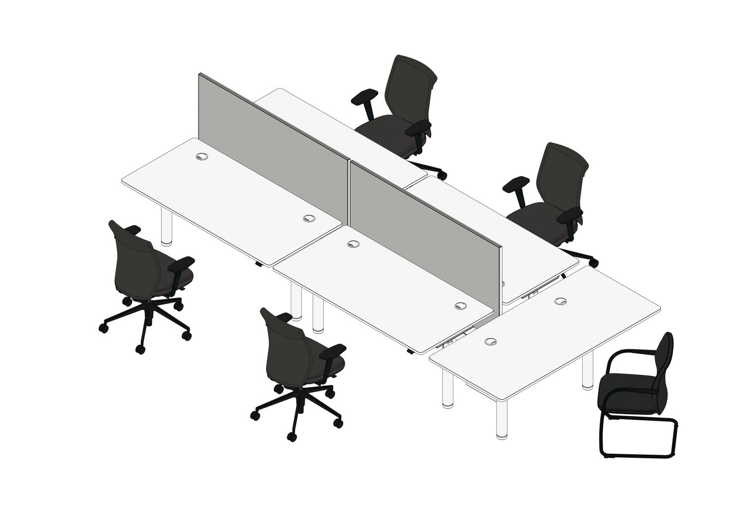 Tyde 2 Cluster 410 x 172 Additional Table, ID Cloud, ID Visitor Soft