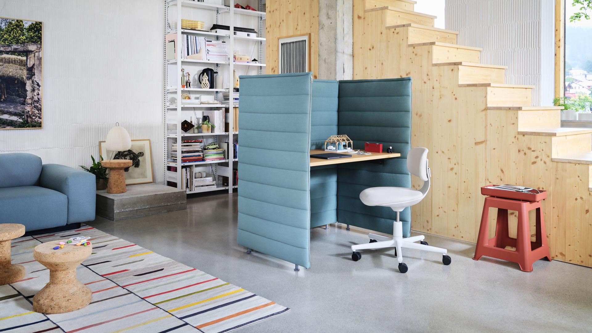 Alcove Plus Desk Rookie Chap Chap Tray Soft Modular Sofa Cork Family_web_16-9