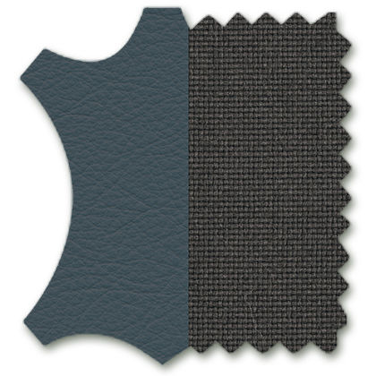 60/69 smoke blue / dark grey